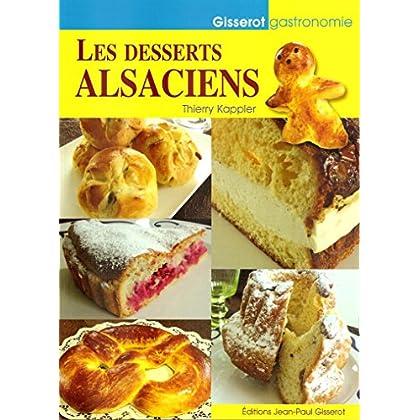Les Desserts Alsaciens