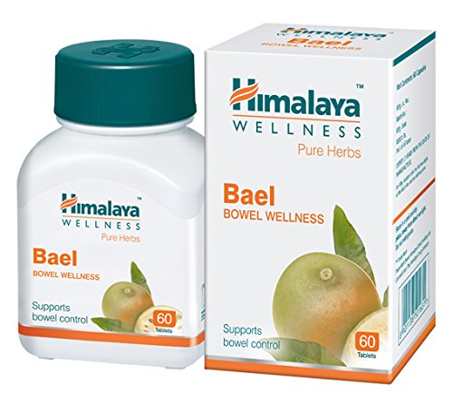 Himalaya Herbals Bael - 60 Capsules  available at amazon for Rs.135