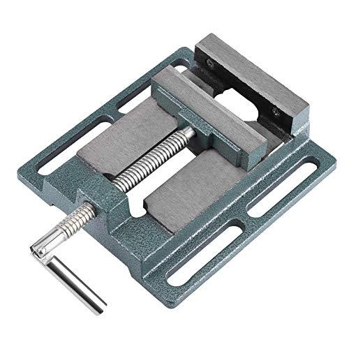 """Schraubstöcke, 4\"""" Präzisions Bohrmaschinen-Schraubstock Tisch schraubstock Maschinenschraubstock für Werkstatt-Schraubendreher, Backenöffnung 11cm"""