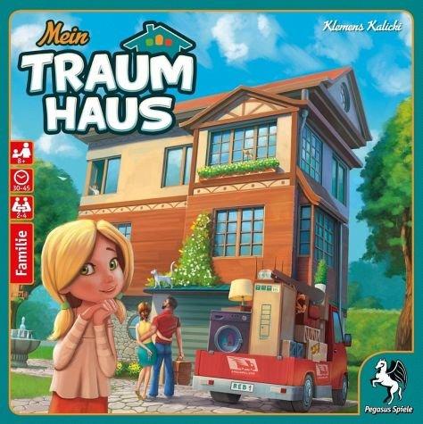 Zeug Raum (Pegasus 51220G Mein Traumhaus, Brettspiel)