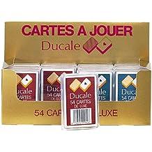 Ducale - Jeu de cartes - 1 Paquet De 54 Cartes