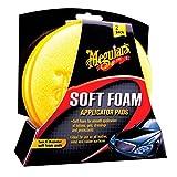 """Meguiar's X3070 Soft Foam 4"""" Applicator Pads (2 Pack)"""
