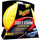 Meguiars Soft Foam Applicator Pads Tampon applicateur mousse