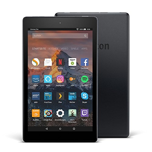 Fire HD 8-Tablet mit Alexa, 20,3...