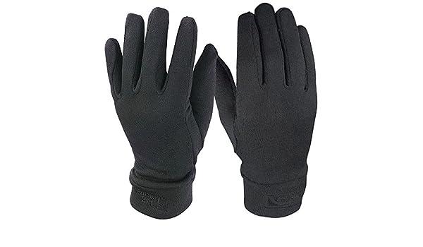 Damen Bekleidung Trekmates Robinson L Damen Soft Shell Handschuh Fingerhandschuh mit Dry Membran