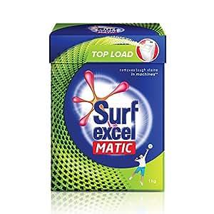 Surf Excel Matic Top Load Detergent Powder, 1 kg