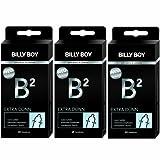 Billy Boy B² Extra Dünn 45 Kondome (Dreierpack 3x 15 Stück)