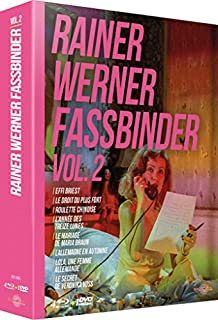 Rainer Werner Fassbinder - Vol. 2 [Blu-ray] (B0798GS5LP) | Amazon price tracker / tracking, Amazon price history charts, Amazon price watches, Amazon price drop alerts