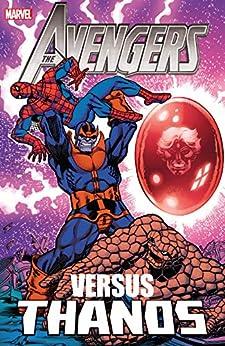 Avengers vs. Thanos by [Englehart, Steve]