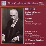 Oeuvres pour orchestre Vol.3