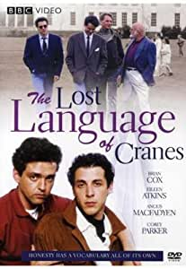 The Lost Language of Cranes [DVD]