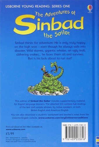 The adventures of sinbad the sailor (English Learner's Editions 4: Upper Intermediate)