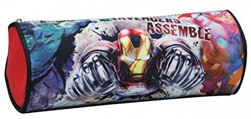 Avengers–Federmäppchen Zylindrische Avengers vergleichen 2015