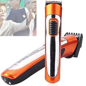 Dingling RF-607 Wireless Imputable cheveux tondeuse électrique Clipper