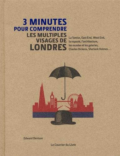 3 minutes pour comprendre les multiples visages de Londres : La Tamise, East End, West End, la royauté, l'architecture, les musées et les galeries, Charles Dickens, Sherlock Holmes...
