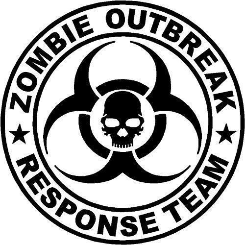 Wangcai 16 Cm * 16 Cm Zombie Outbreak Response Team