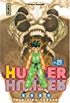 Hunter X Hunter Edition simple Tome 21