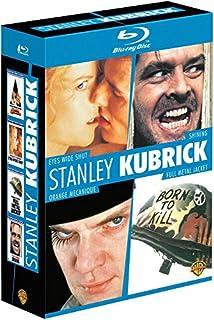 Stanley Kubrick-Coffret-Eyes Wide Shut + Shining + Orange mécanique + Full Metal Jacket [Blu-Ray] (B008L3I73A)   Amazon price tracker / tracking, Amazon price history charts, Amazon price watches, Amazon price drop alerts