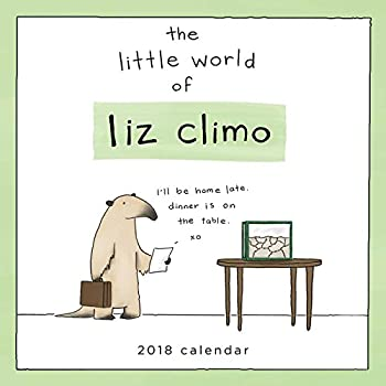 The Little World of Liz Climo 2018 Calendar