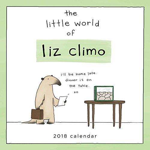The Little World of Liz Climo 2018 Calen...