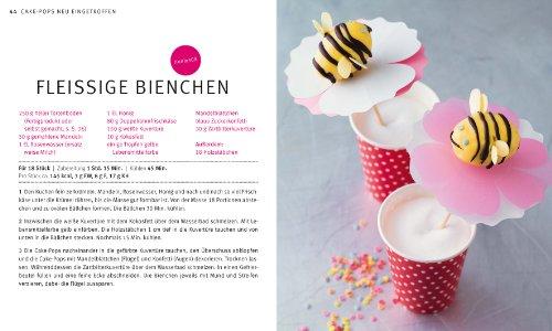 Cake-Pops – Sti(e)lvoll naschen: Einfache Rezepte für Kuchen-Lollis, witzige Deko-Ideen und die besten Gelingtipps (GU Just cooking) - 6