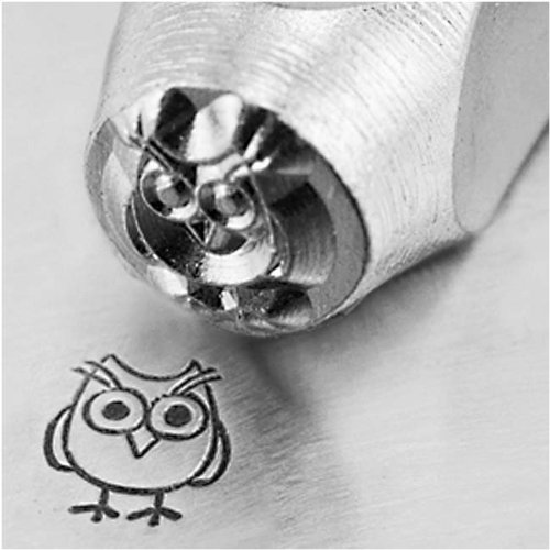 Impress Art Design Stempel, Hootie, 6 mm -