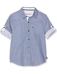boboli Poplin Shirt Stretch For Boy, Camisa para Niños