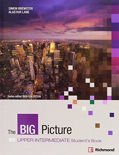 BIG PICTURE 4 STUDENT'S BOOK UPPER-INTERMEDIATE NEW ED. [B2] - 9788466820790