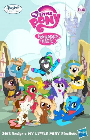 MY LITTLE PONY – US Imported Movie Wall Poster Print – 30CM X 43CM Brand New