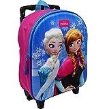 Eiskönigin Disney Frozen Trolley Rucksack Kindertrolley Koffer Mädchen Elsa 8637