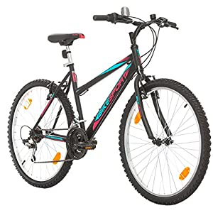 BIKE SPORT LIVE ACTIVE 26 Zoll Bikesport Adventure Mädchenfahrrad Damen...