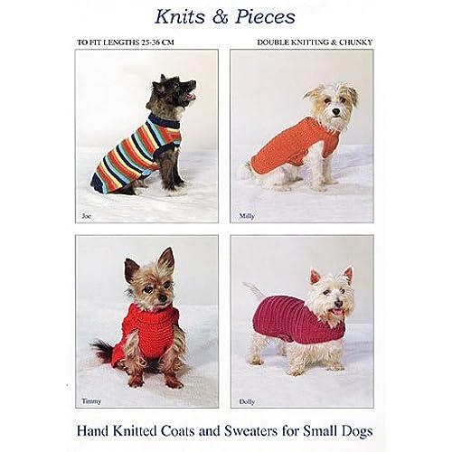 Dog Coat Knitting Pattern Amazon