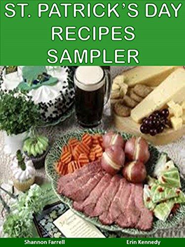 St. Patrick's Day Recipes Sampler (Holiday Entertaining) (English Edition)