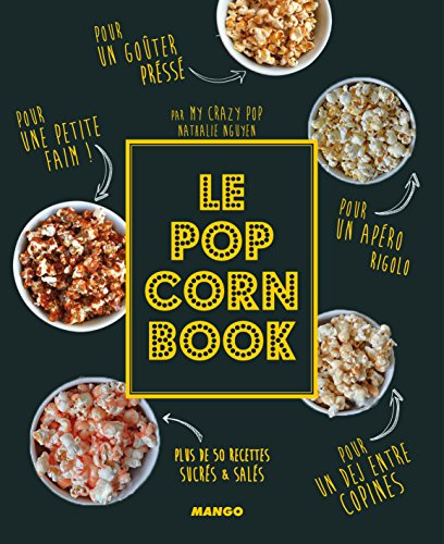 Le pop corn book