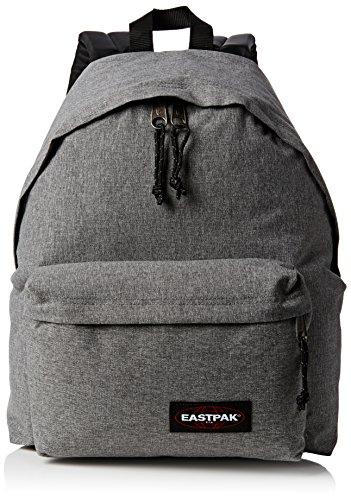Imagen de eastpack padded pak'r  tipo casual, 40 cm , 24 litros, sunday gris