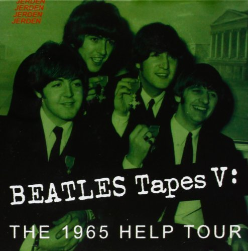 Beatles Tapes V: the 1965 Help Tour by BEATLES (2000-01-01) - Help Beatles Cd