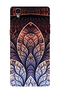 ROBMOB's High Quality Printed Designer Back Cover for Oppo F1