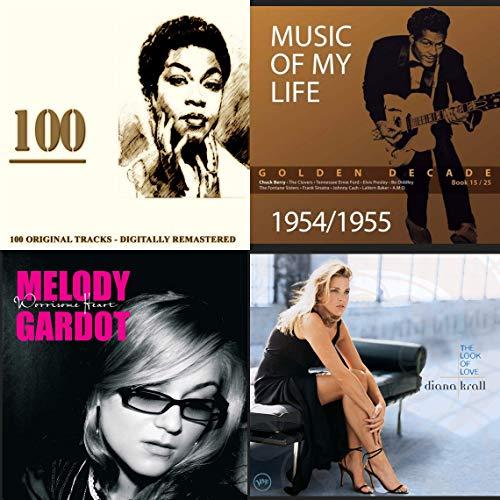 ... Las mejores voces del Jazz y e.