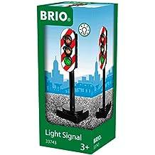 Brio 33743 - Semáforo de juguete