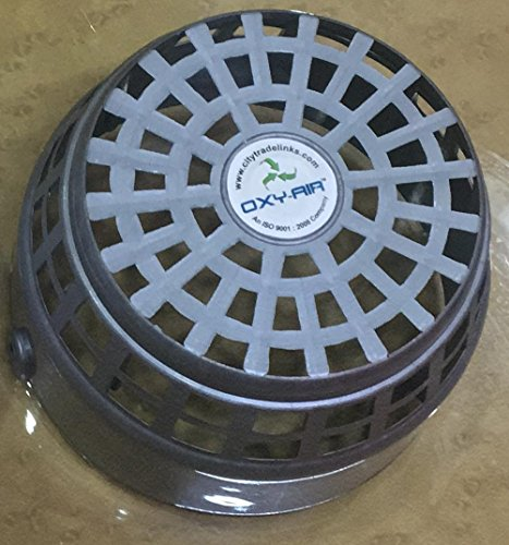 OXYAIR cowl for 4''pipe for kitchen chimney '
