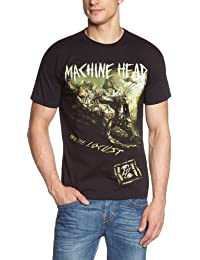 Collector's Mine Machine Head-Scratch Diamond Cover - T-shirt - Homme