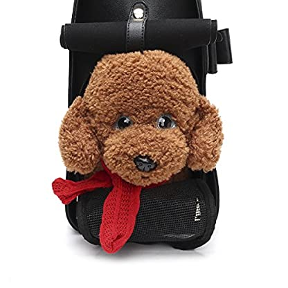 YiHao Dog Carriers Airline Approve Portable Convenient Lightweight Outdoor Travel Dog Carrier Cat Carrier Pets Under 5kg… 5