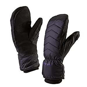 51JoNBdahbL. SS300  - SEALSKINZ Women's Fit Waterproof All Weather Lightweight Insulated Glove
