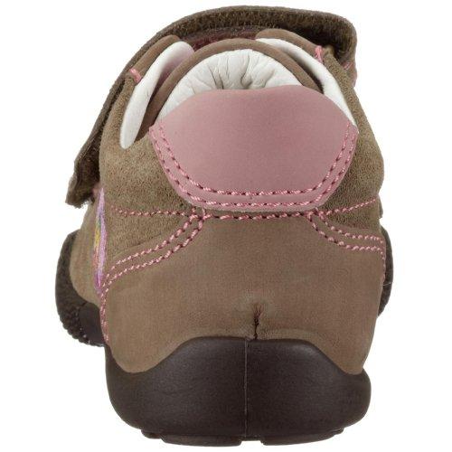 Prinzessin Lillifee Nele 430262, Mädchen Sneaker Braun (Braun2)