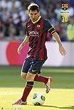 Grupo Erik Editores gpe4761Poster FC Barcelona Messi, Aktion, Hfe, 61x 91,5cm