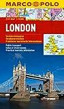 MARCO POLO Cityplan London 1:15 000 (MARCO POLO Citypläne) - Collectif
