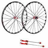 CHENCYC Bike Disc Brake Mag Wheel Set Carbon Fiber Mountain Bike Wheel Set