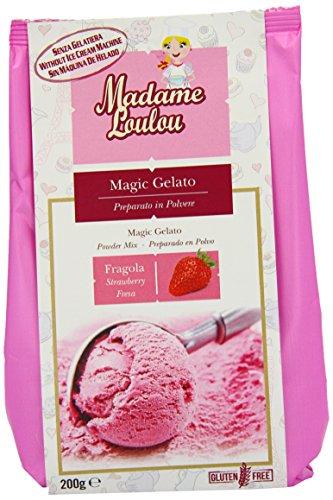 Madame Lou Lou Magic Gelato Strawberry 200g