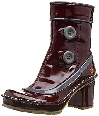 Art 701, Boots femme - Rouge (Rioja), 36 EU