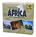 Image for board game Out of the Box 10 Days In Africa Game